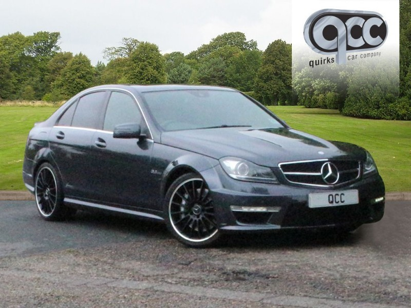 used Mercedes C63 AMG  in essex-for-sale