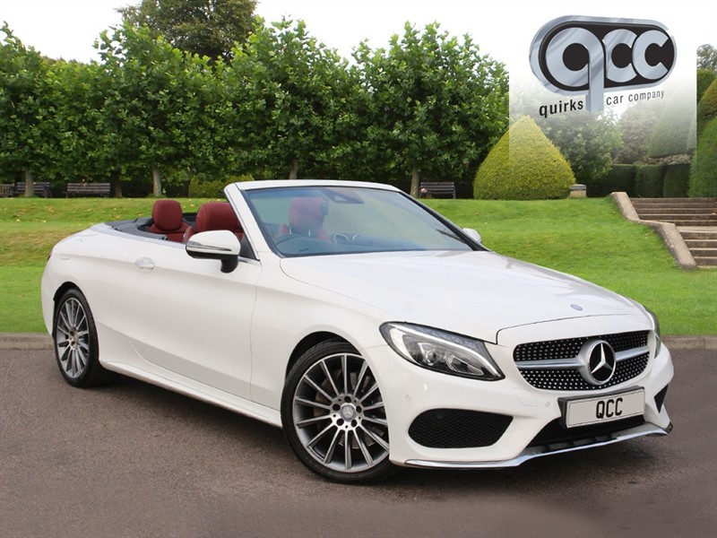 used Mercedes C250 C  D AMG LINE in essex-for-sale