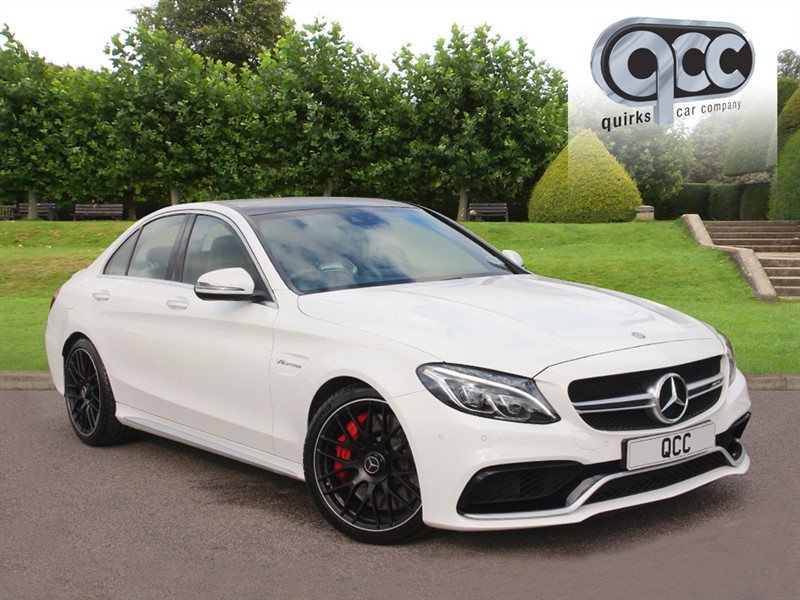 used Mercedes C63 AMG S PREMIUM in essex-for-sale