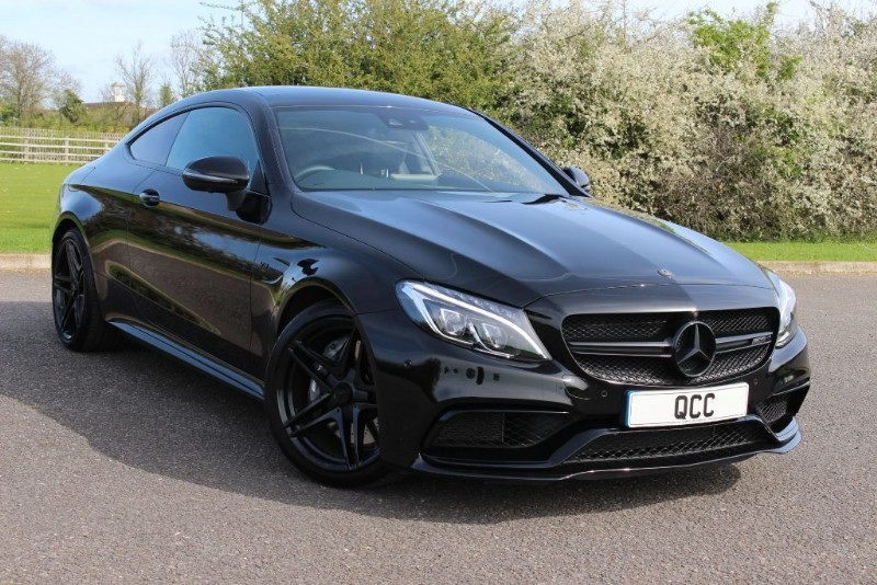 used Mercedes C63 AMG C-CLASS AMG C 63 PREMIUM in essex-for-sale