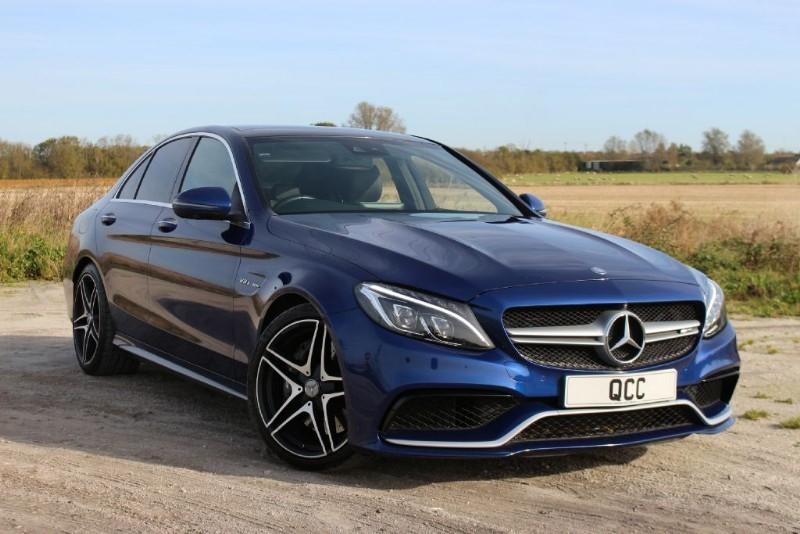 used Mercedes  AMG C 63 PREMIUM in essex-for-sale
