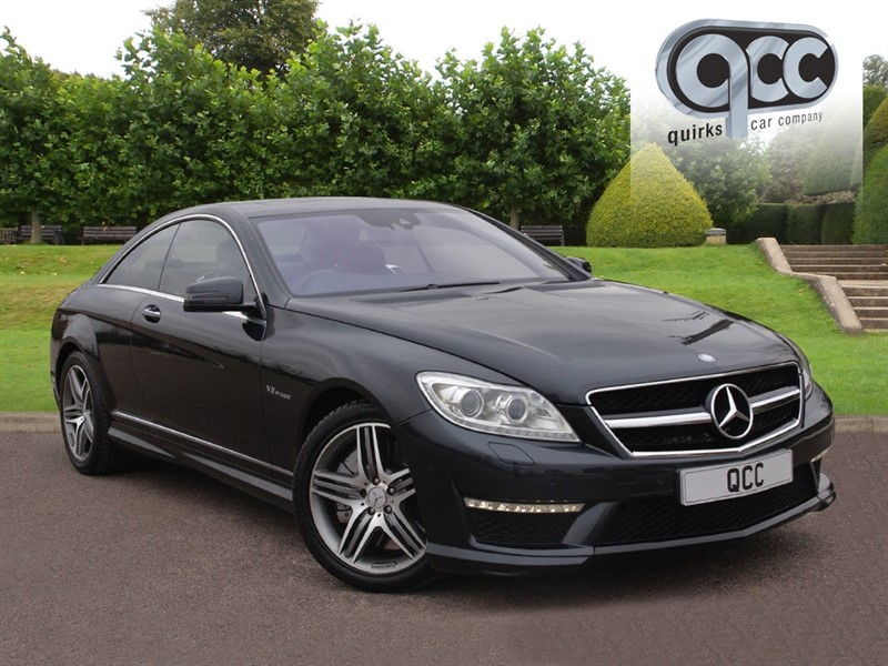 used Mercedes CL63 AMG BI TURBO in essex-for-sale