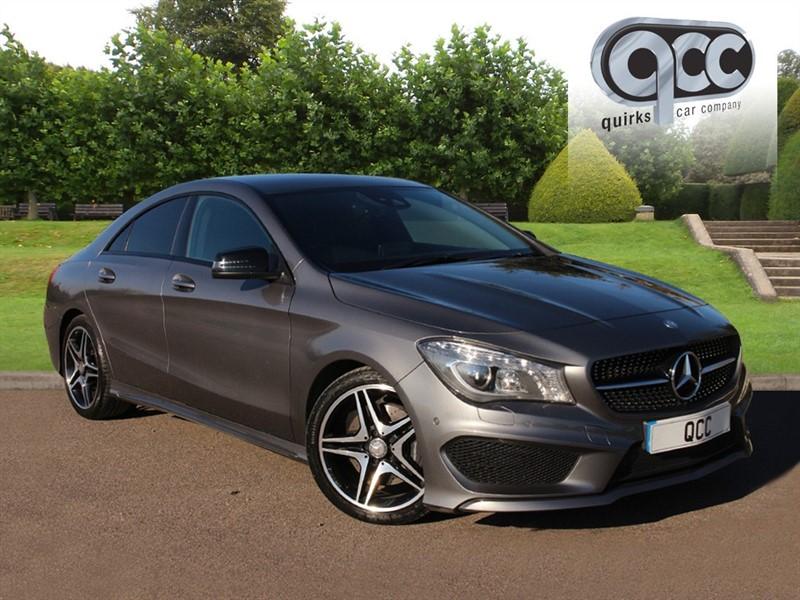 Mercedes CLA 220 CDI for sale