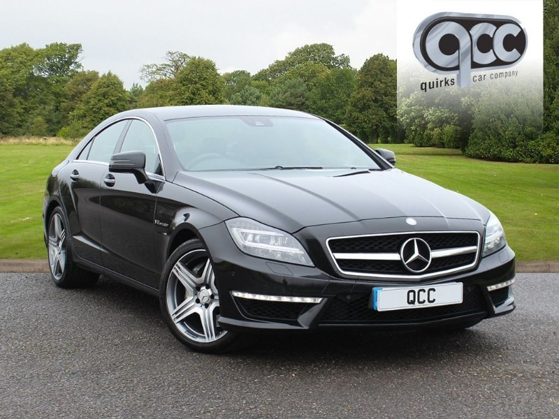 used Mercedes CLS63 AMG CLS 63 AMG  in essex-for-sale