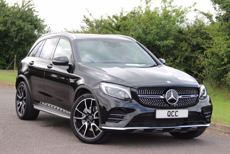 used Mercedes GL C-CLASS AMG GLC 43 4MATIC PREMIUM PLUS in essex-for-sale