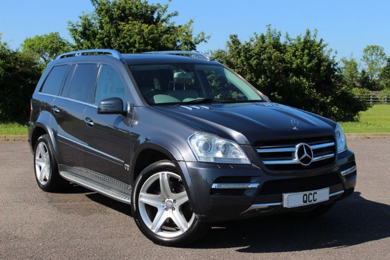 used Mercedes GL500 GL-CLASS AMG 4MATIC in essex-for-sale