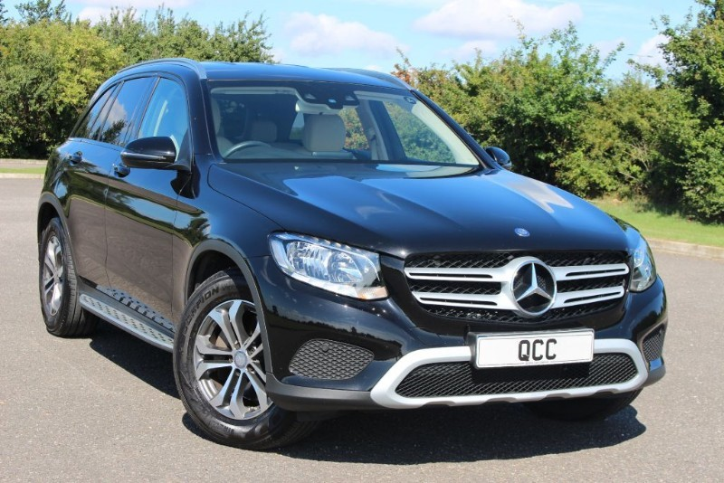 used Mercedes GLC220 GLC 220 D 2.1 4MATIC SE in essex-for-sale