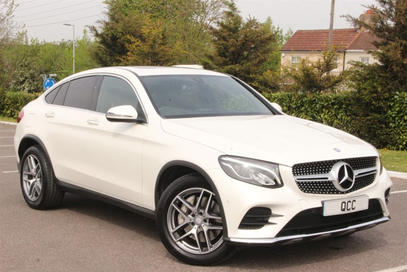 used Mercedes GLC250 D 4MATIC AMG LINE PREMIUM in essex-for-sale