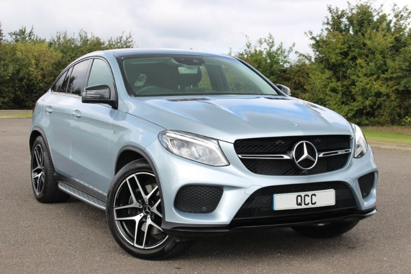 used Mercedes GLE43 AMG GLE 43 4MATIC PREMIUM in essex-for-sale