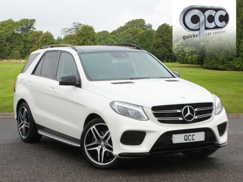 used Mercedes GLE Class GLE 250 D 4MATIC AMG LINE PREMIUM in essex-for-sale