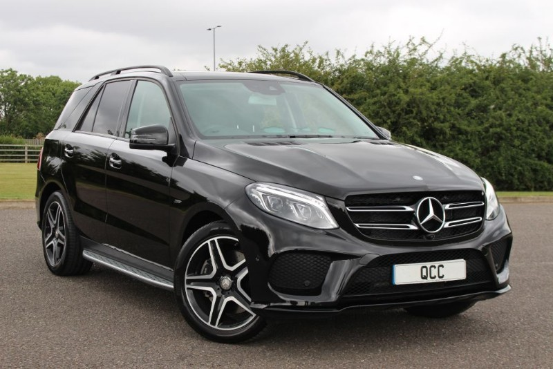 used Mercedes GLE450 GLE 450 AMG 4MATIC PREMIUM 9G-TRONIC in essex-for-sale