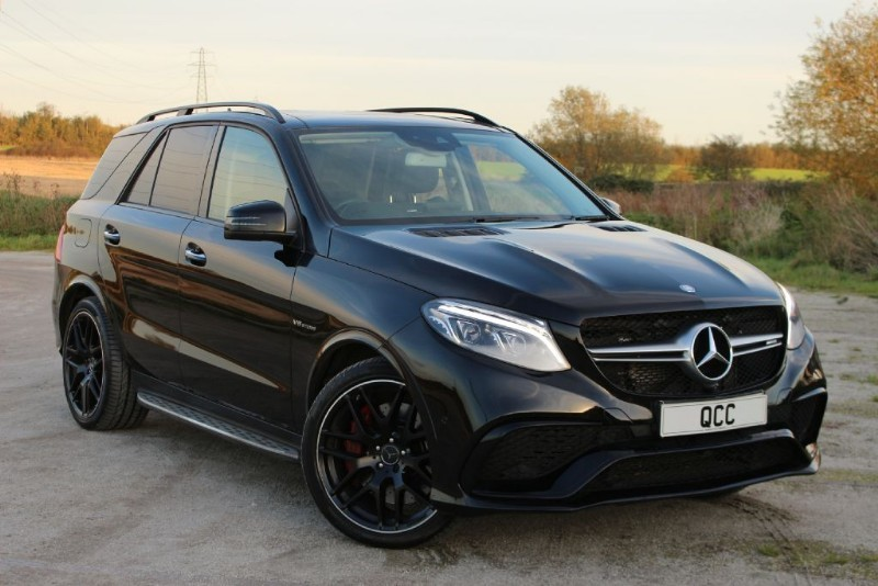 used Mercedes GLE Class AMG GLE 63 S 4MATIC PREMIUM V8 BiTURBO in essex-for-sale