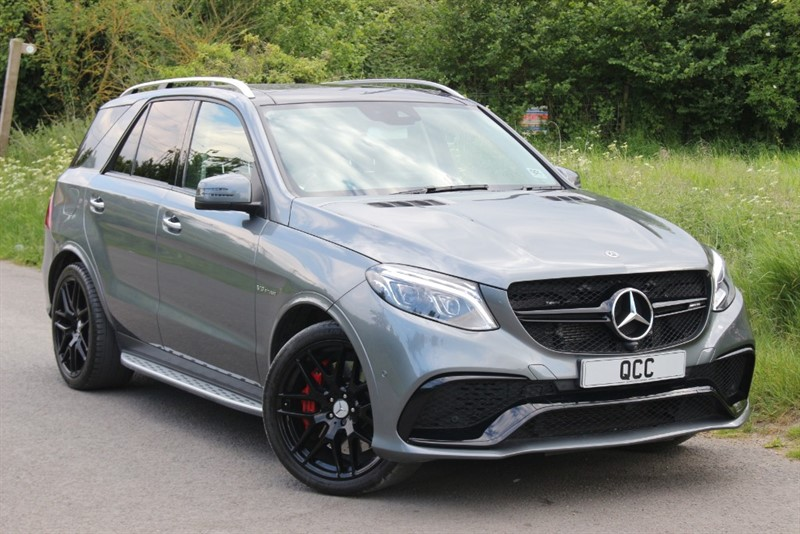 Mercedes GLE63 AMG for sale
