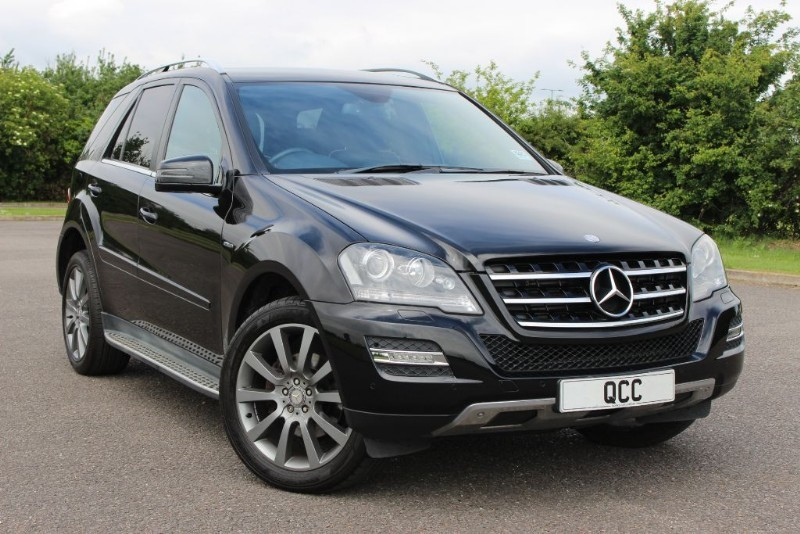 used Mercedes ML300 CDI BLUEEFFICIENCY GRAND EDITION in essex-for-sale
