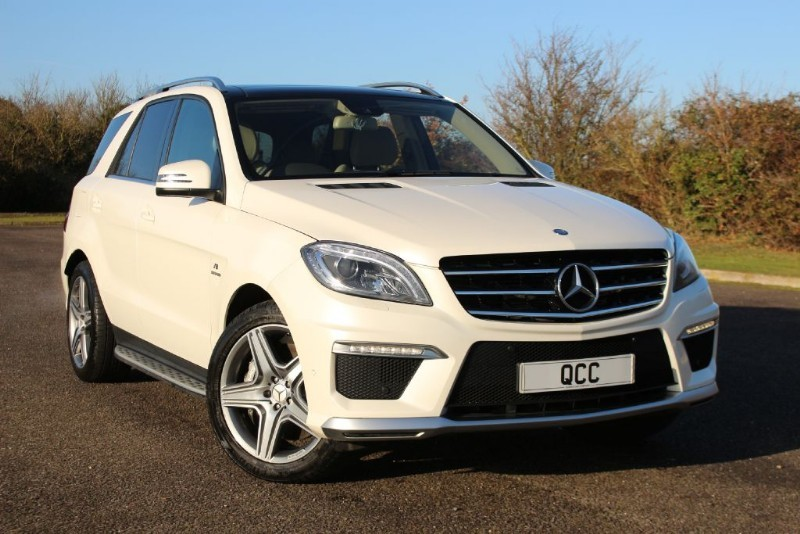 used Mercedes ML63 AMG AMG BODY STYLING KIT in essex-for-sale