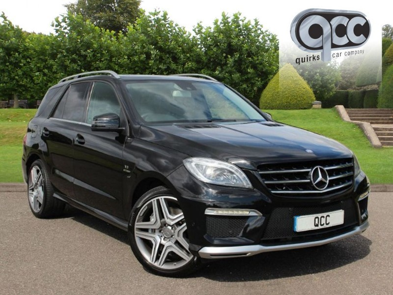 used Mercedes ML63 AMG ML 63 AMG in essex-for-sale