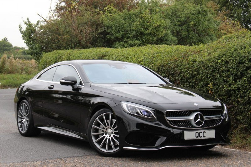used Mercedes S500 AMG LINE PREMIUM in essex-for-sale