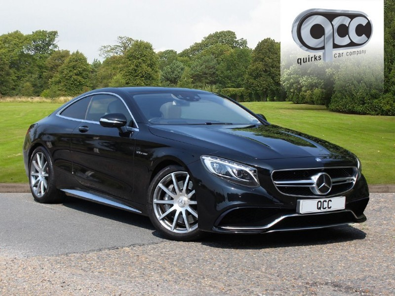 used Mercedes S63 AMG 5.5 AMG COUPE in essex-for-sale
