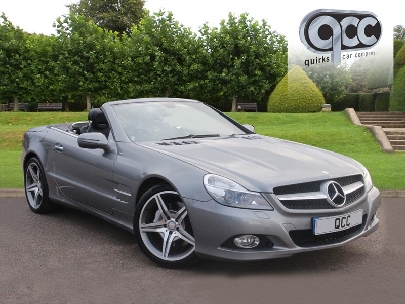 used Mercedes SL350 NIGHT EDITION in essex-for-sale