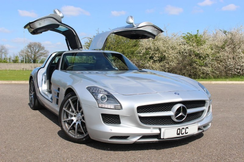 used Mercedes SLS SLS AMG COUPE  in essex-for-sale