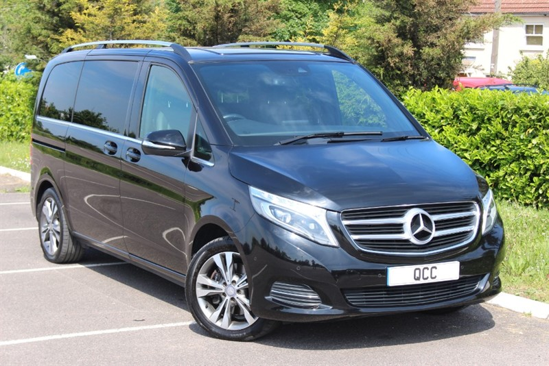 used Mercedes V220 BLUETEC SPORT in essex-for-sale