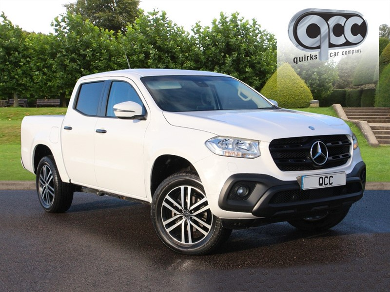 used Mercedes X250 X250 D 4MATIC PROGRESSIVE in essex-for-sale