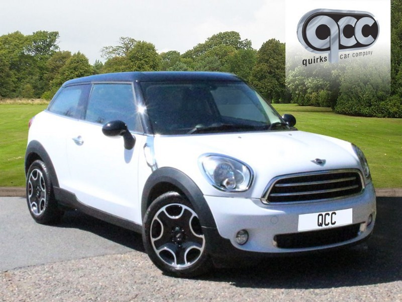 used MINI Paceman COOPER D in essex-for-sale