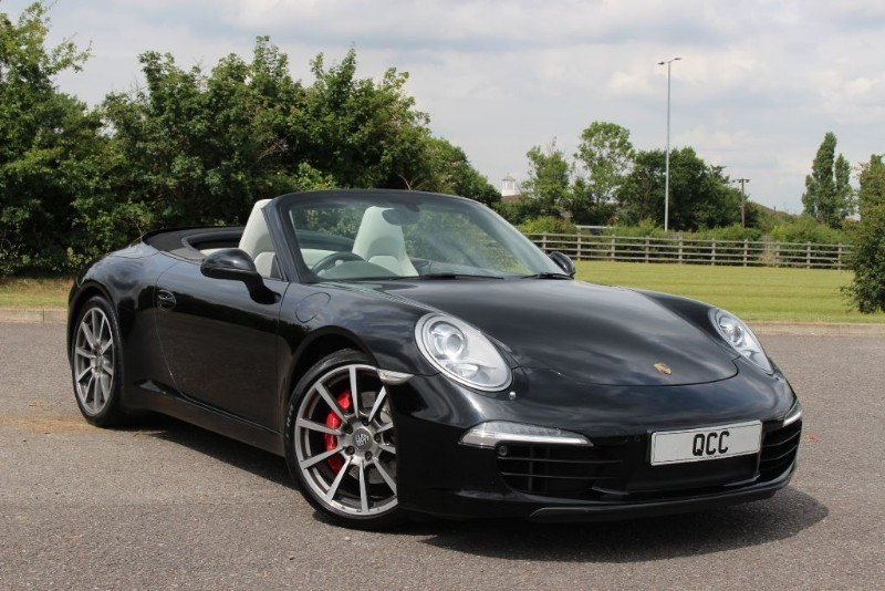 used Porsche 911 991 CARRERA S PDK in essex-for-sale