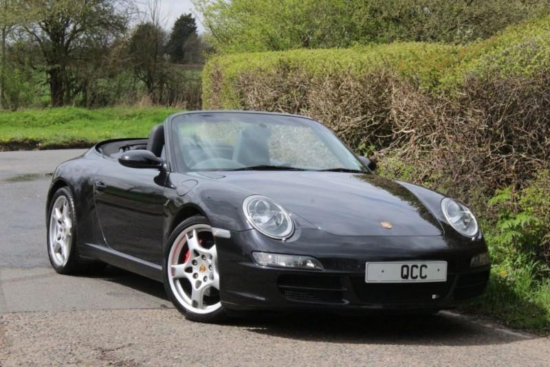 used Porsche 911 CARRERA 2 TIPTRONIC S in essex-for-sale
