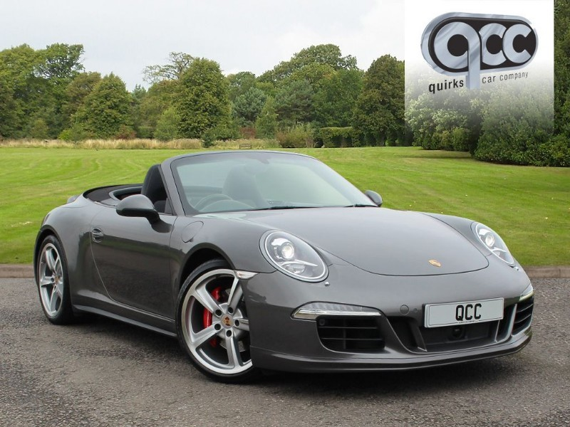 used Porsche 911 991 CARRERA 4S PDK in essex-for-sale