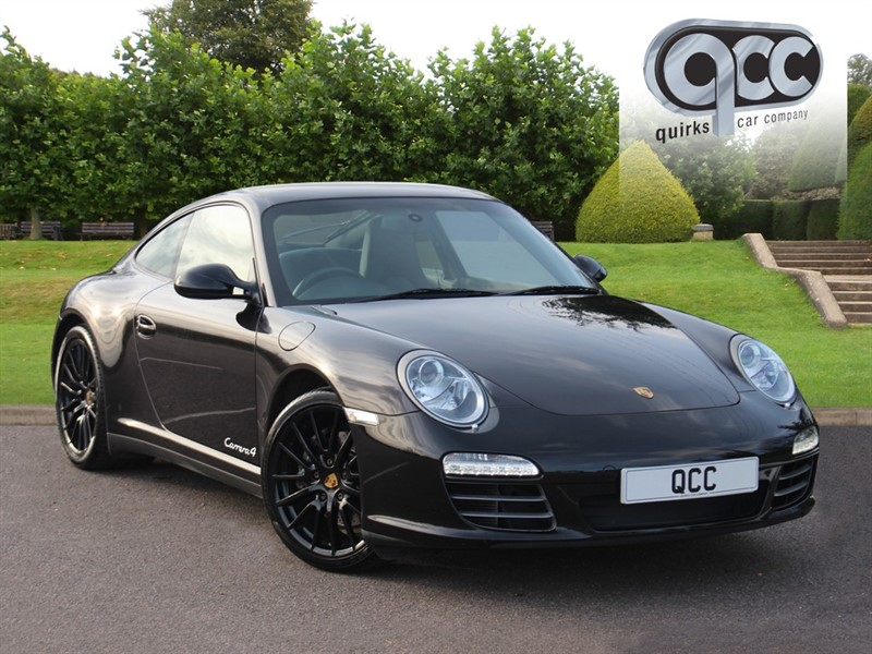 used Porsche 911 CARRERA 4 PDK in essex-for-sale