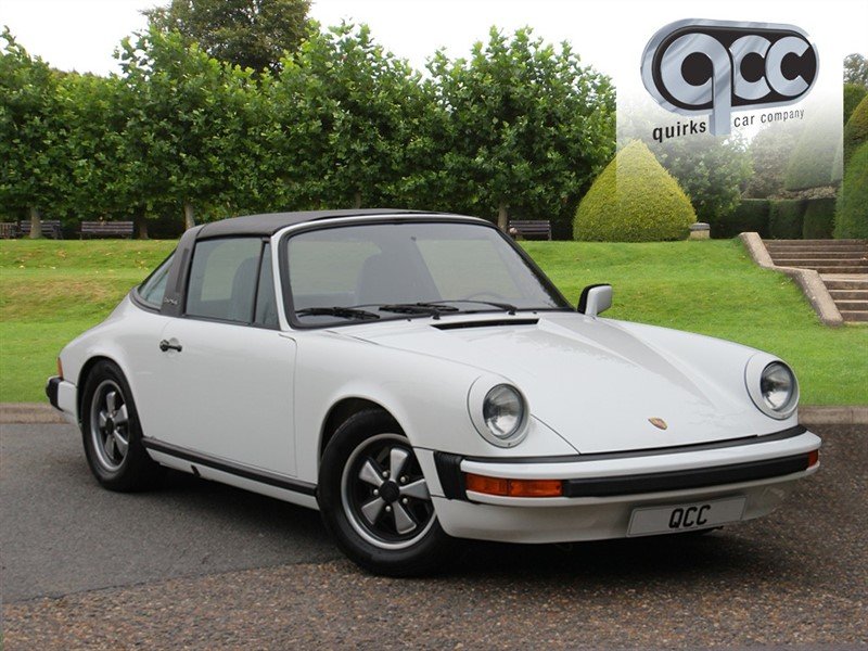 used Porsche 911 CARRERA SPORT TARGA CLASSIC in essex-for-sale