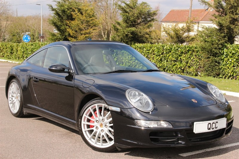 used Porsche 911 3.8 997 TARGA 4S in essex-for-sale