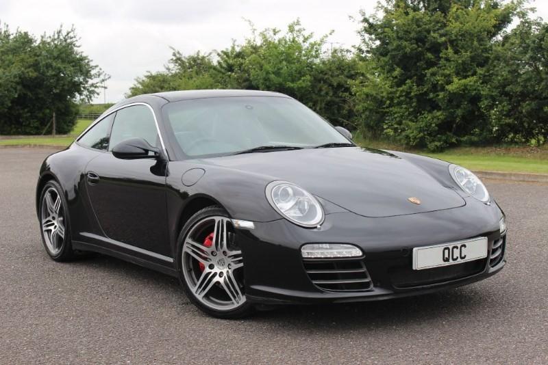 used Porsche 911 TARGA 4S PDK in essex-for-sale