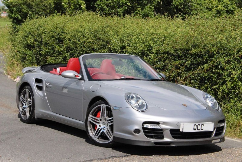 used Porsche 911 Turbo 997 TIPTRONIC S in essex-for-sale