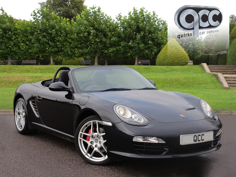 used Porsche Boxster 3.4 24V S PDK in essex-for-sale