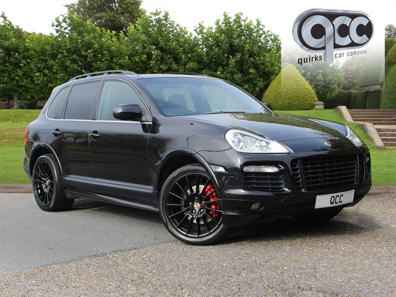 used Porsche Cayenne GTS TIPTRONIC S in essex-for-sale