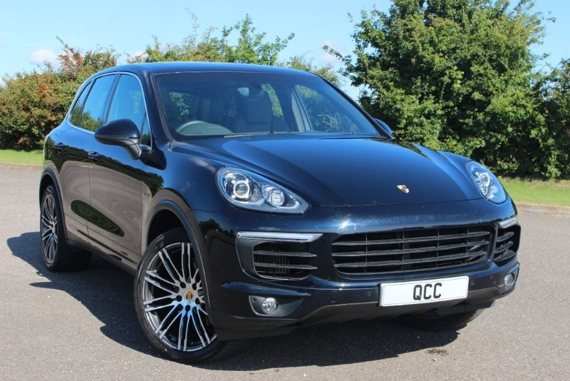 used Porsche Cayenne D V6 TIPTRONIC S in essex-for-sale