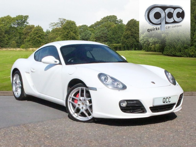 used Porsche Cayman 24V S PDK in essex-for-sale