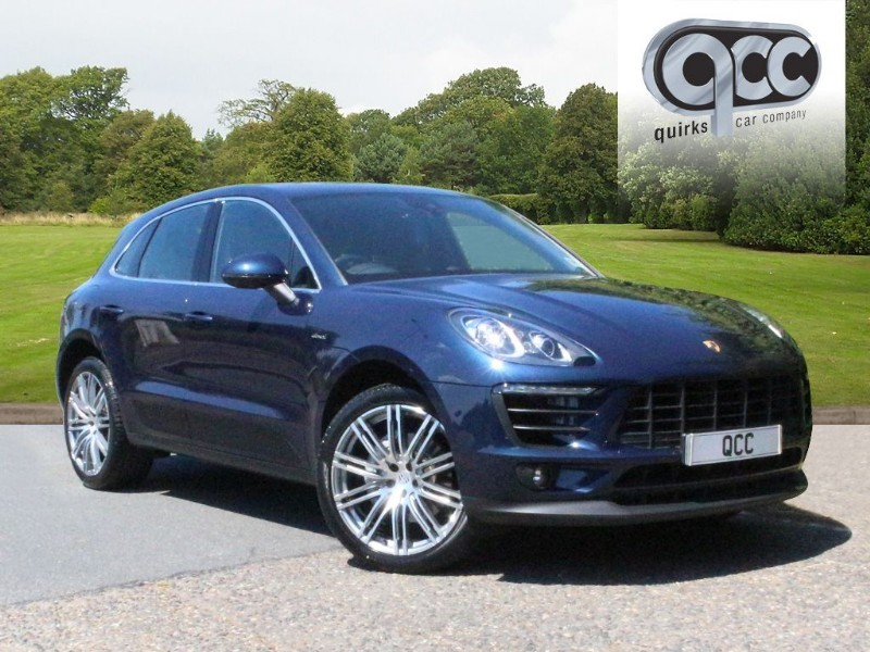 used Porsche Macan D S PDK in essex-for-sale