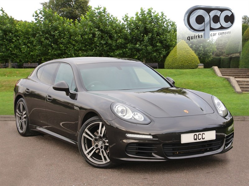 used Porsche Panamera D V6 TIPTRONIC in essex-for-sale