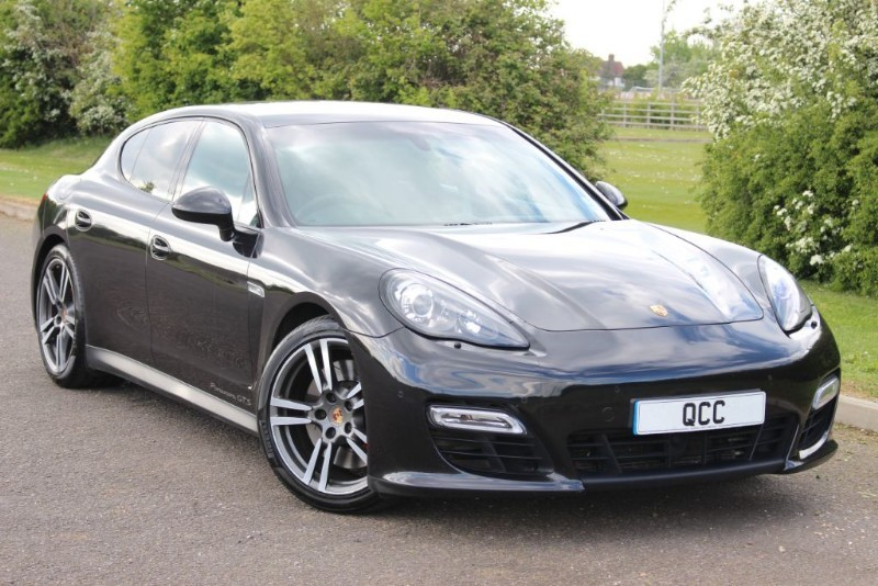 used Porsche Panamera GTS PDK in essex-for-sale