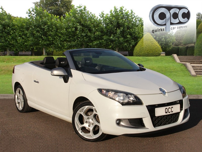 used Renault Megane GT TCE in essex-for-sale