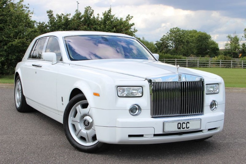 used Rolls-Royce Phantom 6.7 4DR LWB LIMOUSINE in essex-for-sale