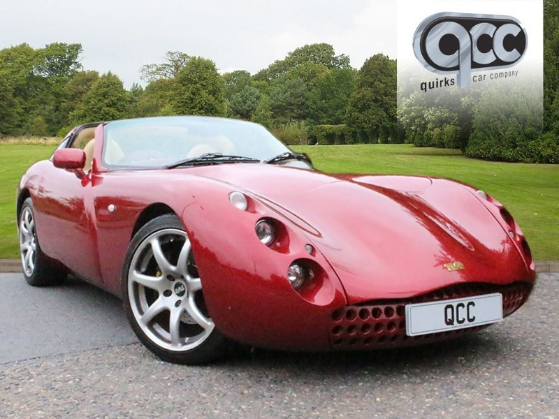 used TVR Tuscan 3.6 in essex-for-sale