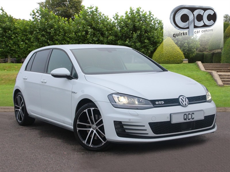 used VW Golf GTD in essex-for-sale