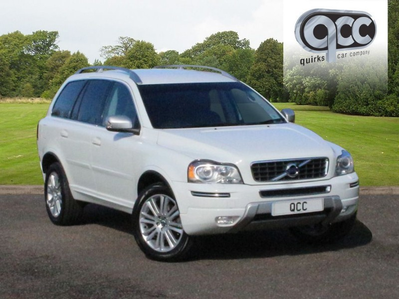 used Volvo XC90 D5 EXECUTIVE AWD in essex-for-sale