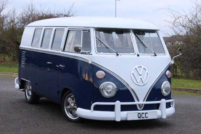 used VW Campervan  in essex-for-sale