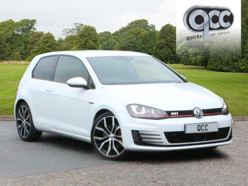 used VW Golf GTI PERFORMANCE in essex-for-sale