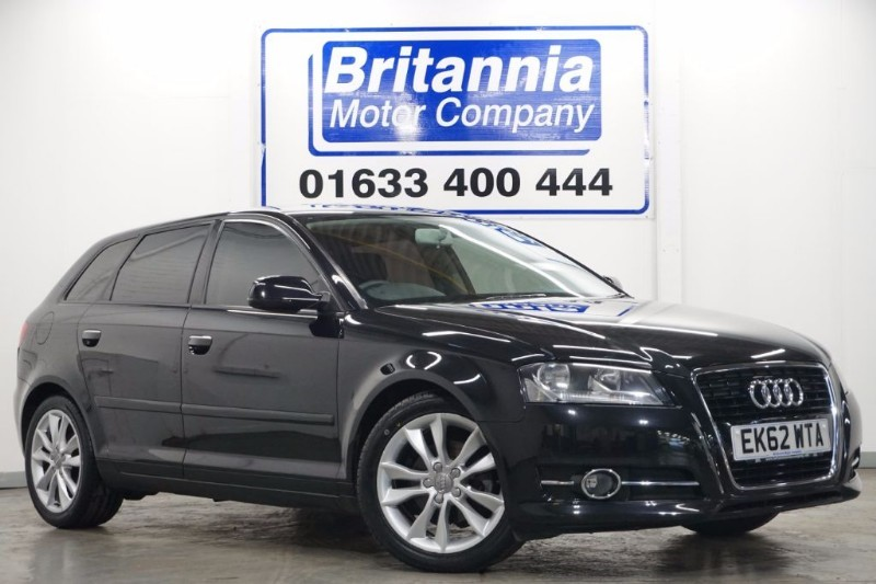 used Audi A3 SPORTBACK TFSI SPORT in newport-south-wales